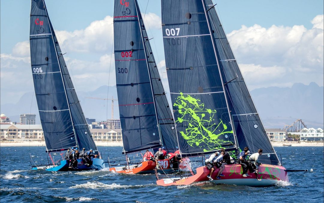 Cape31 regatta in Capetown, South Africa